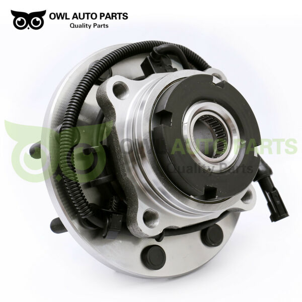 Front Wheel Hub Bearing Assembly For Ford F250 F350 F450 Super Duty 4WD 515057