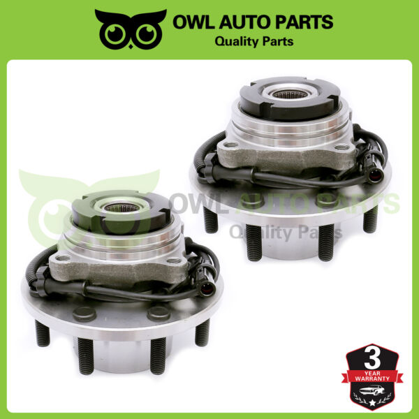 Front DRW Wheel Hub Bearing Assembly Course Thread AFTER 32299 w ABS 515057