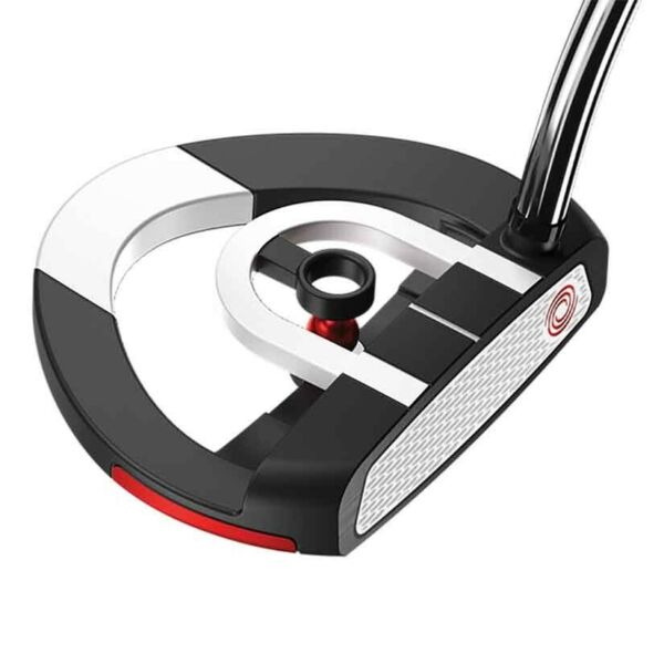 Brand New Odyssey Red Ball Putter - Choose RH  LH - 34 inch or 35 inch
