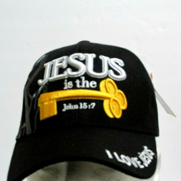 NEW Hat RELIGIOUS Curve Bill ADJUSTER Cap Many Available REGISTER  K    4