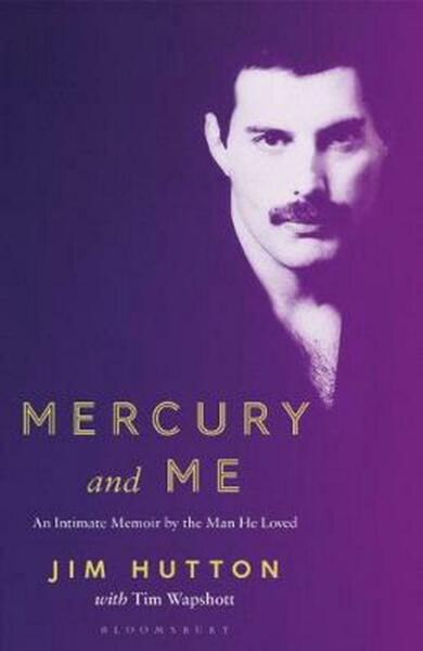 Mercury and Me: An Intimate Memoir by the Man Freddie Loved by Jim Hutton Engli $16.18