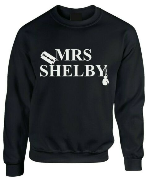 MRS SHELBY SWEATSHIRT PEAKY BY ORDER OF THE BLINDERSTOMMY SWEATER SMALL HEATH GBP 12.99