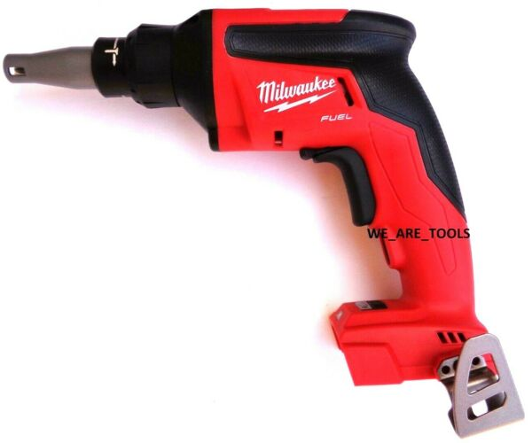 NEW Milwaukee FUEL 2866-20 Drywall Drill 18V Cordless Brushless M18 Screwgun Red