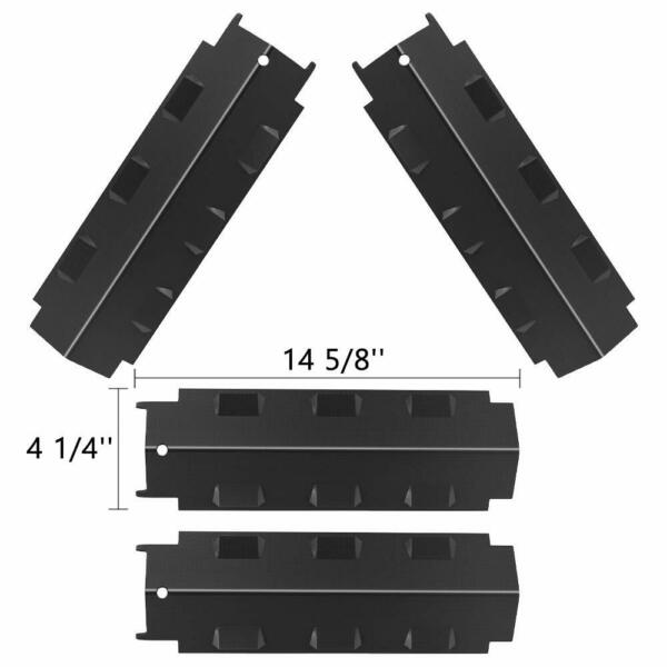 4 Grill Heat Tents for Charbroil Grill Replacement Parts Heat Shield Plates 5 8quot;