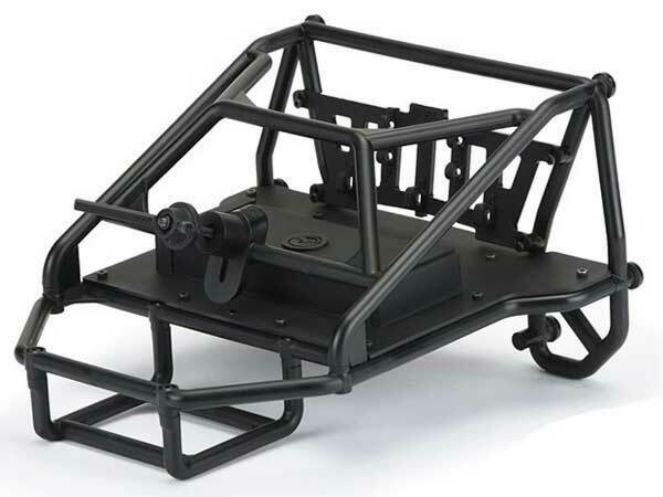 Pro-Line Back-Half Cage for Axial SCX10 IITraxxas TRX-4 Cab Only Crawler Bodies