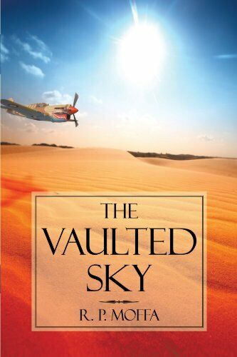 The Vaulted Sky by Moffa Moffa New 9781440152511 Fast Free Shipping