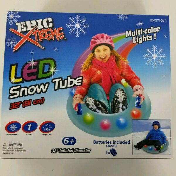 SNOW TUBE EPIC XTREME MULTICOLOR 32