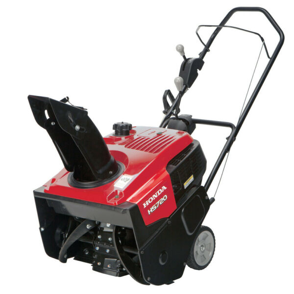 Honda 20 in. 187cc 1-Stage Snow Blower w Chute Control 659770 New