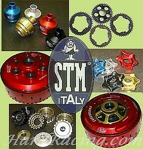 STM CLUTCH CLUTCHES KIT PARTS RACE BIKE TRACK DAY SLIPPER DRY CLUTCH DUCATI