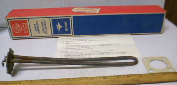 Vintage General Electric – Water Heater Immersion Heating Element – PN: 670550