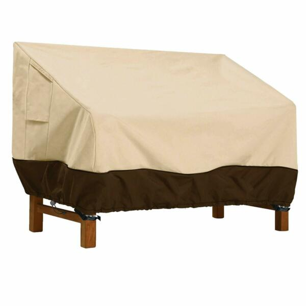 Waterproof Outdoor Patio Furniture Covers For Sofa Loveseat Sofas Storage Covers $61.25