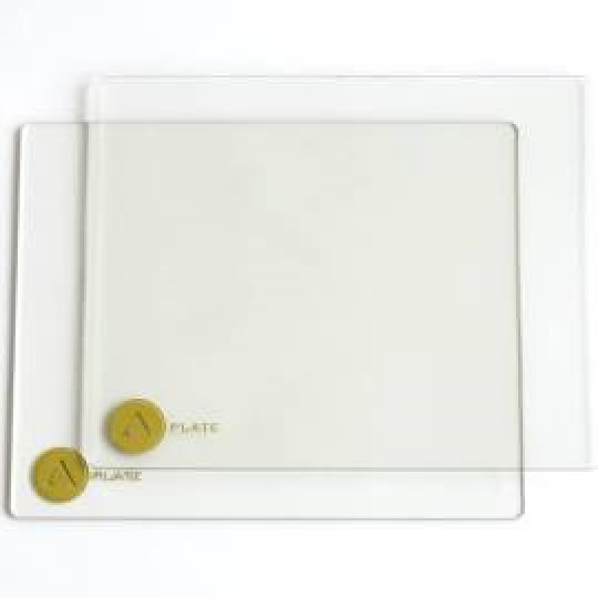 Anna Griffin® Empress Set of 2 Small Clear A Plates - NEW