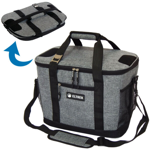 Eltrek Collapsible Insulated Cooler Bag 30 can