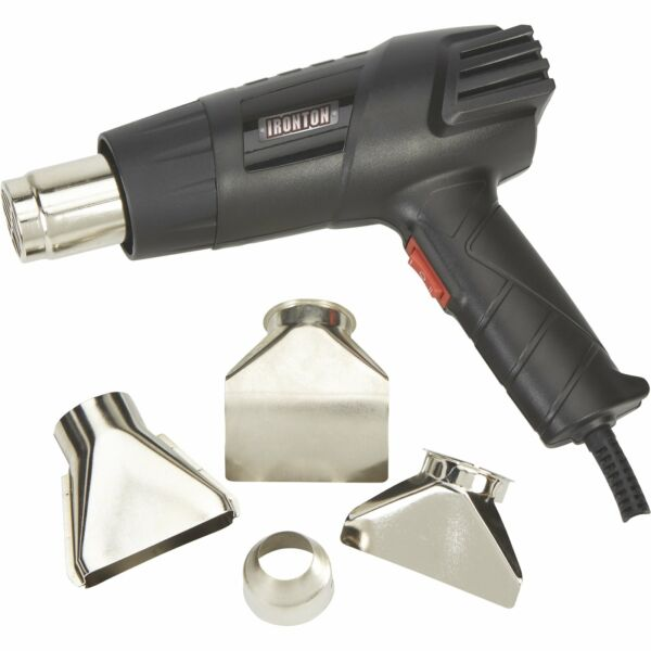 Ironton 1500 Watt Heat Gun $15.99