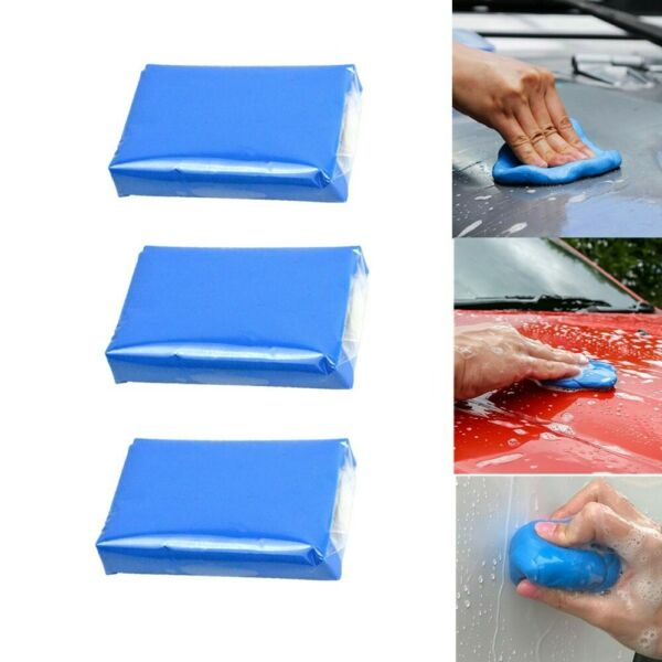 3 pack Auto Car Clay Bar Auto Detailing Magic Clay Bar Cleaner Make Car Clean