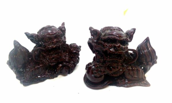 Chinese Protection Lion Dogs $12.99