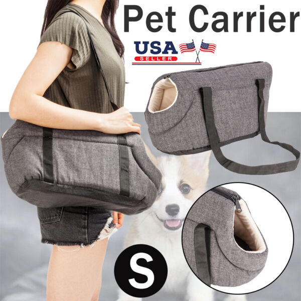 Comfort Small Pet Carrier Puppy Kitten Cat Dog Totes Pouch Travel Shoulder Bag $15.19