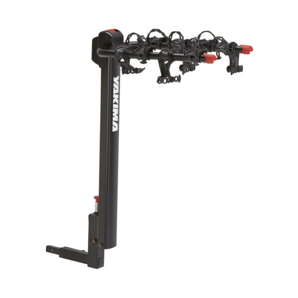 Yakima DoubleDown 4 Hitch Bike Rack Traditional Frame Tilt Out Finish 8002424 $292.94