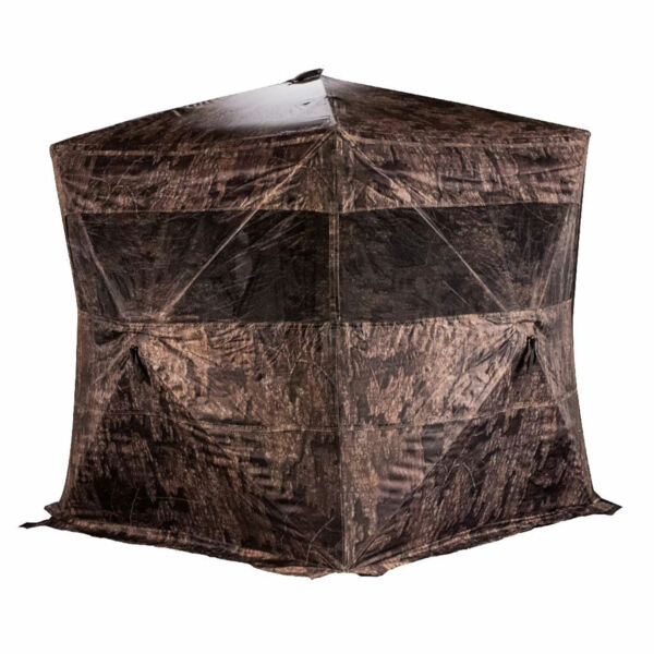 Rhino Blinds R150BC RTT Bone Collector Real Tree Timber 3 Person Hunting Blind