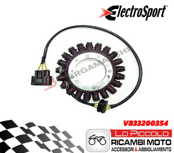 Stator Magnet Flywheel Coil Electrosport BMW R 1200 GS LC 2013 2014 2015 2016