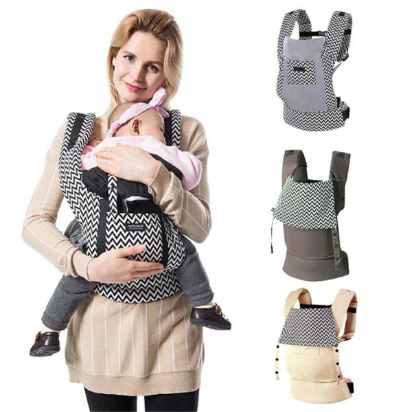 Ergonomic Baby Backpacks Baby Sling Wrap Newborn Hip Seat Infant Front Carriers $24.29