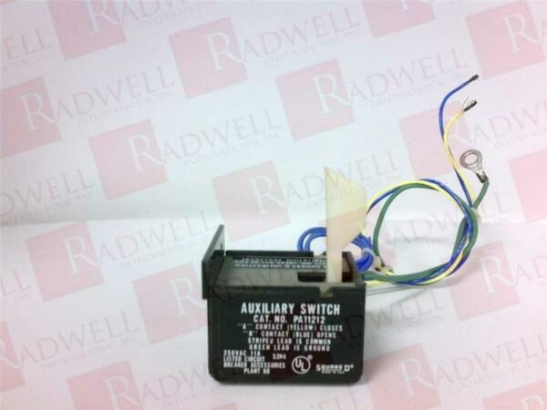 SCHNEIDER ELECTRIC PA11212 PA11212 USED TESTED CLEANED $192.50