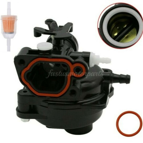 Carburetor Lawn Mower Lawnmower Replace Kit Parts for Briggs Stratton 799583 $12.85