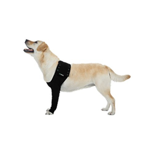 Suitical Recovery Sleeve Dog Extra Large Black $47.50