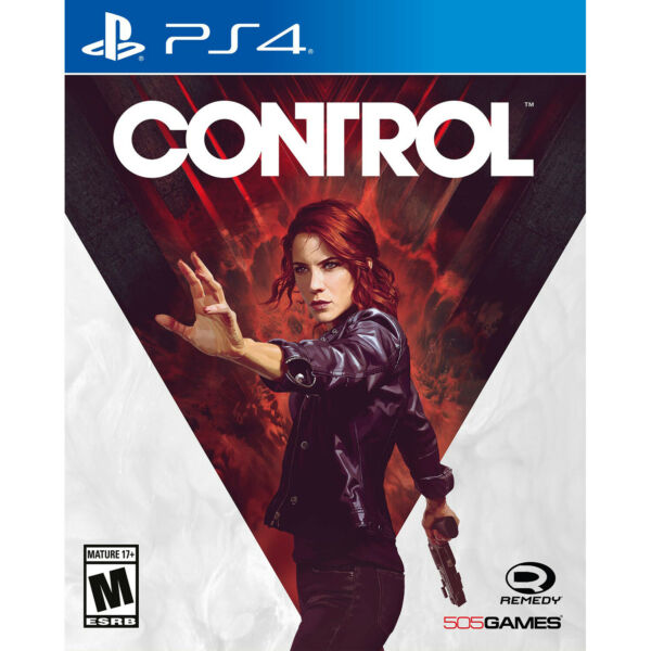 Control PS4 [Factory Refurbished]