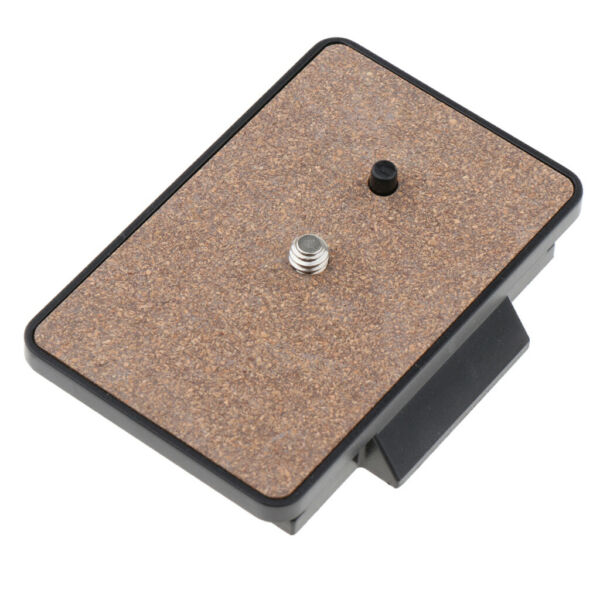 Tripod Mounting Quick Release Plate for YUNTENG VCT 880 Lightweight