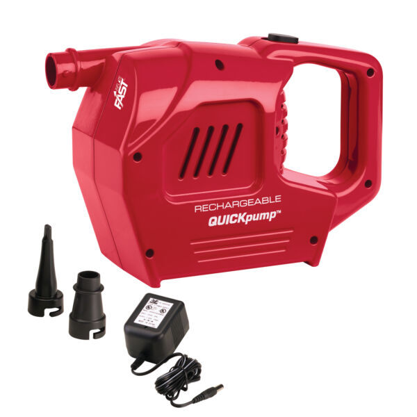 Coleman Pump Rechargable 120v 2000017848 $61.50
