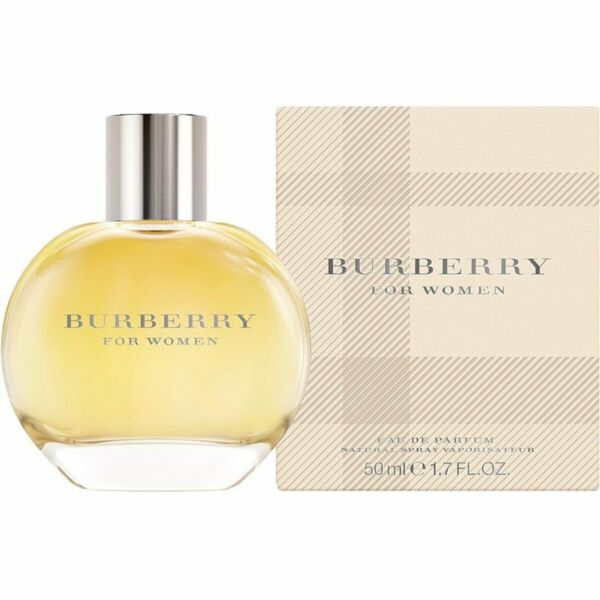 BURBERRY CLASSIC by Burberry perfume for women EDP 1.7 oz New in Box $27.18
