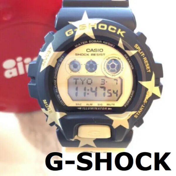 CASIO G SHOCK A LIFE model limited WH 635