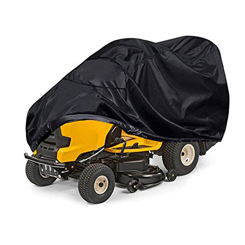 Lawn Mower Cover Outdoor Tractor Cover Waterproof Heavy Duty Oxford Fabric
