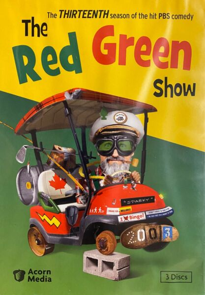 The Red Green Show 2003 DVD