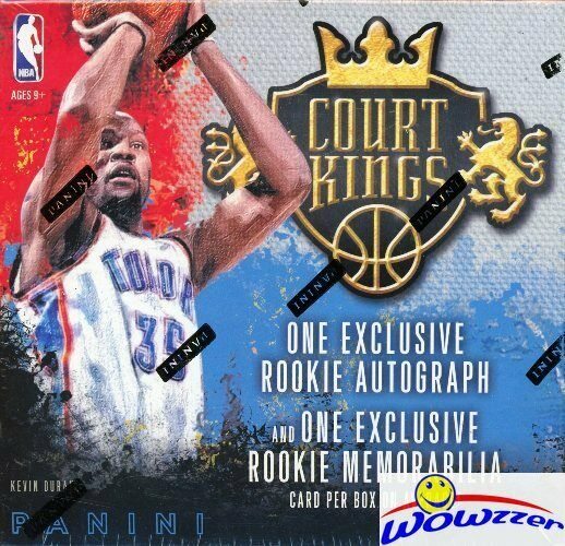 201415 Panini Court Kings Basketball ROOKIE EDITION Sealed Box-2 RC AUTOMEM