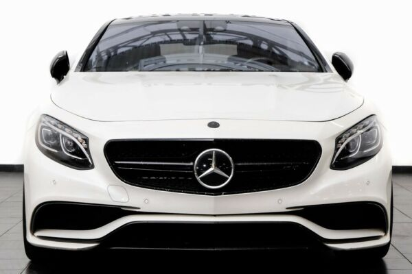2016 Mercedes-Benz S-Class AMG S 63 Magic Sky Driver Assist $173K MSRP 2016 Mercedes-Benz S-Class designo diamond white with 37725 Miles available now