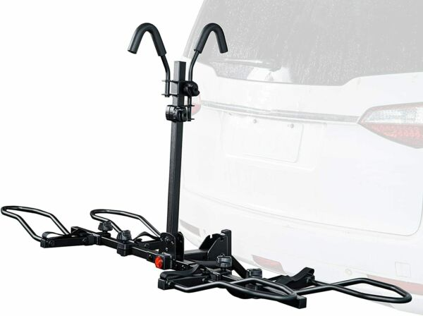 KAC 2 Bike Hitch Mounted Platform Rack Fat Tire Electric Bikes 1.25quot; Hitch $383.79