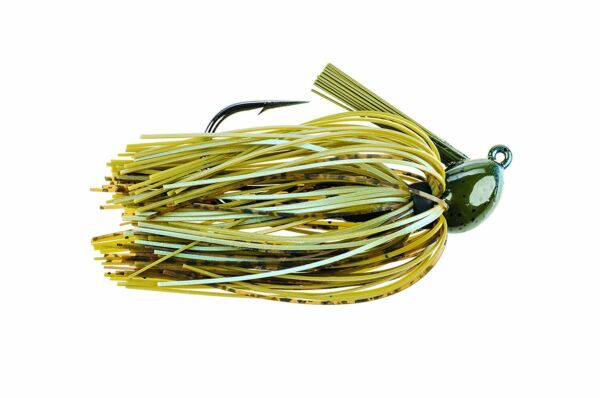 Strike King Hack Attack Heavy Cover Jig 3 8 Oz Blue Craw HAHCJ38 108 $6.04
