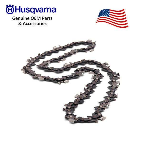 Husqvarna 576936556 16quot; REPLACEMENT Chainsaw Chain 3 8quot; .050quot; 56 DL Saw Chain