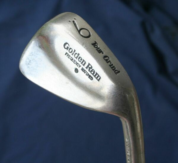 Golden Ram Tour Grind Frequency Matched 9 Iron