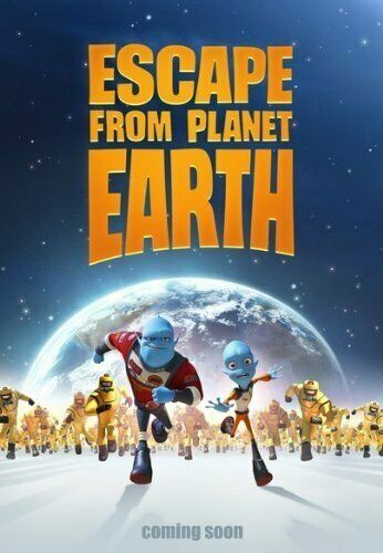 Escape from Planet Earth (DVD2013) (anbdwc24745d) $11.58