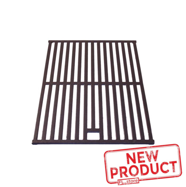 BBQ Grill Grate Cast Iron Grid Outdoor Camping Barbecue Cooking Nexgrill Replace
