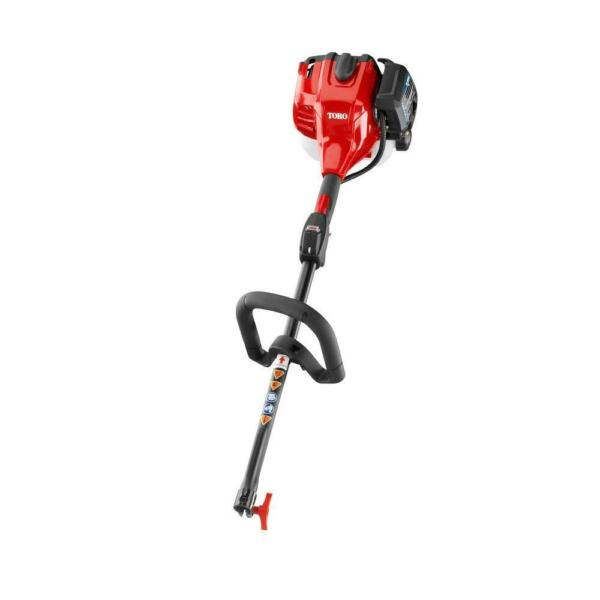 TORO 2 Cycle 25.4 cc Attachment Capable Gas Trimmer POWER HEAD