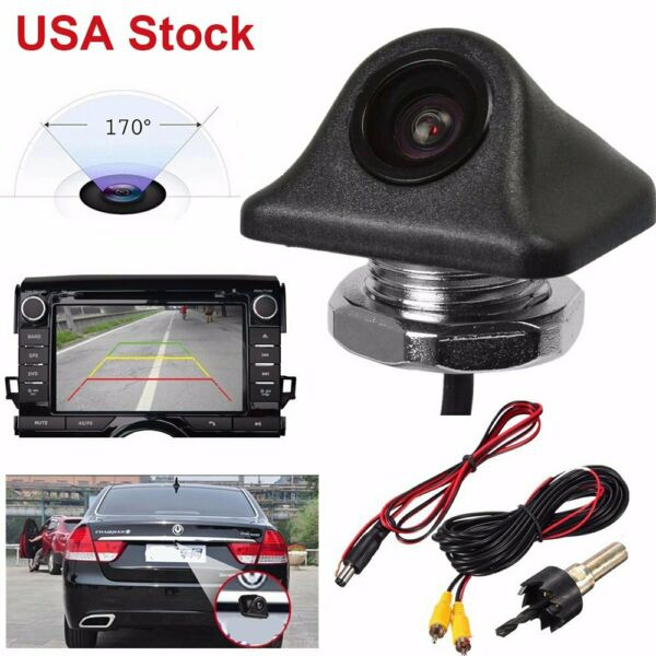 Universal Car Rear View Camera Auto Parking Reverse Backup Camera Waterproof US $12.92