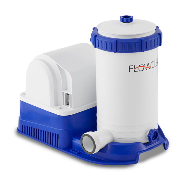 Bestway 58392E Flowclear 2500 GPH Above Ground Swimming Pool Water Filter Pump $179.00