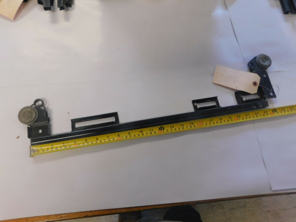 NOS 1940 1941 CHRYSLER DODGE PLYMOUTH DESOTO COACH OR 7PASSENGER WINDOW CHANNEL