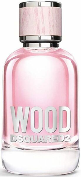 Dsquared2 Wood Pour Femme by Dsquared2 EDT 3.3 3.4 oz New Tester $40.50