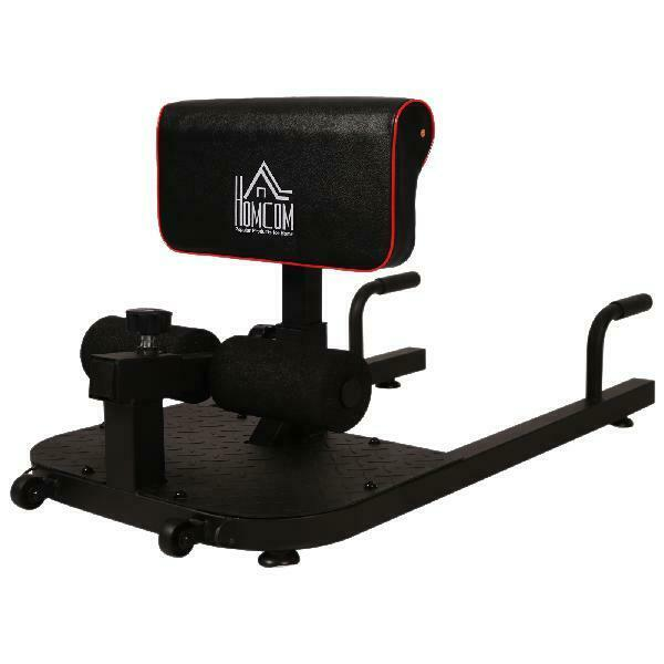 Soozier 3 in 1 Padded Push Up Sit Up Deep Sissy Squat Machine Home Gym Fitness E $239.45