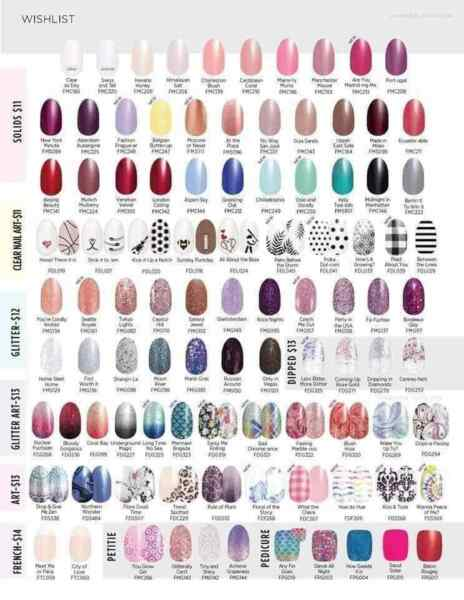 Color Street Nail Polish Strips *New Retired Spring & More*  RETIRED limited # $13.00
